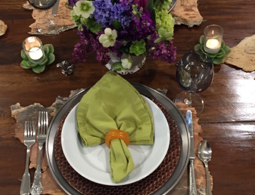 Get Inspired – Tablescape