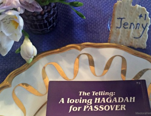 Passover Matzo Place Cards